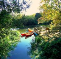 Voucher - 3 day canoe and camp adventure for 2 with BBQ pack and teepee